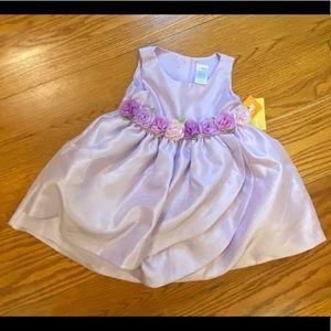 NWT Gymboree Flower Applique Dress
